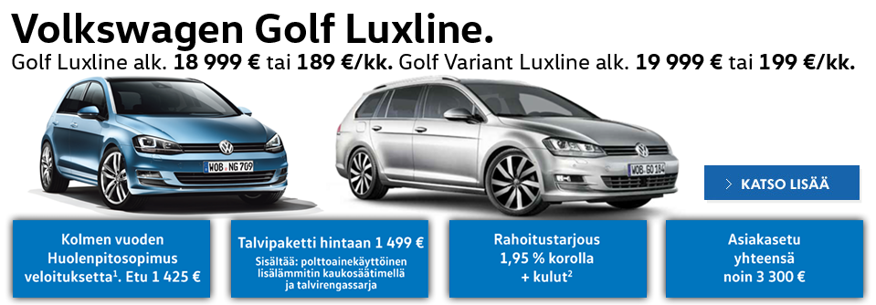 Golf Luxline